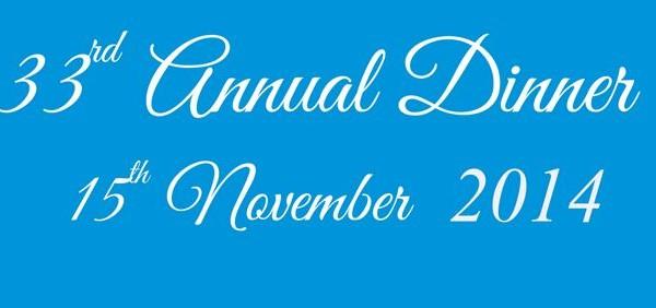 AGM & Annual Dinner 2014